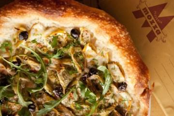 Pizzeria Mozza Hollywood Los Angeles