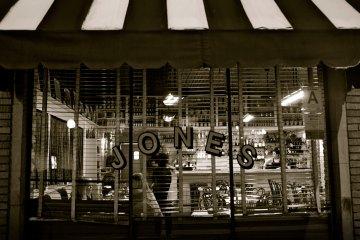 Jones Hollywood Los Angeles