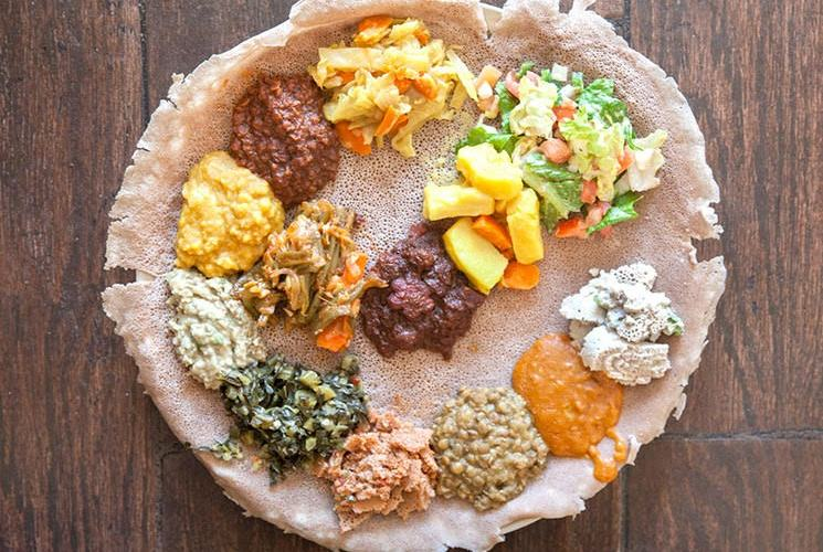 Lalibela Ethiopian Restaurant Mid City Los Angeles In