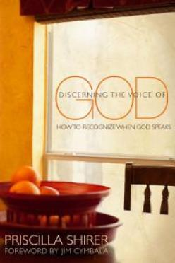 book cover: discerning the voice of God