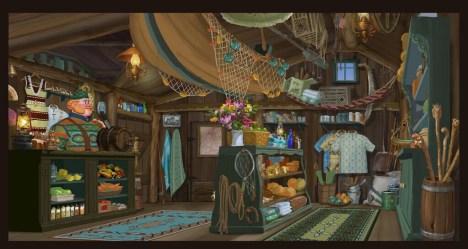 trading disney oaken sauna animation frozen welcome oakens mouse inside