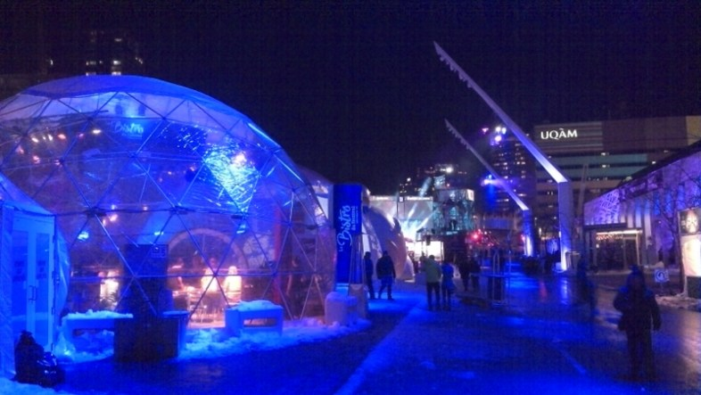 Nuit Blanche - Luminale