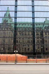Parliament Hill – Spiegelung