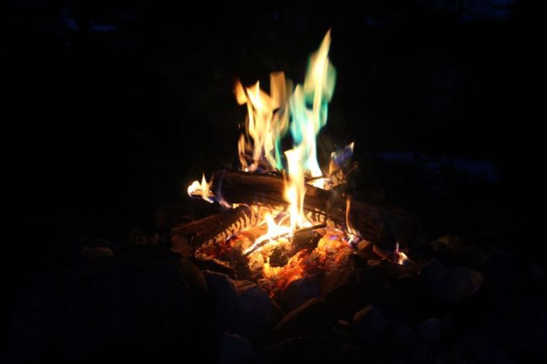 Widgawa lodge - Magical bond fires