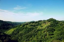 Berglandschaft in Nayarit