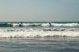 Surfen in Aticama