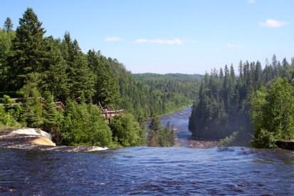Fluss Kaministiquia