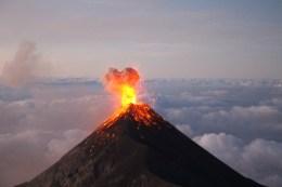 Vulkan Fuego - Guatemala