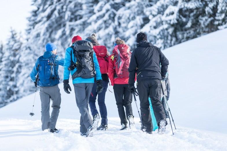 Alpenwanderung