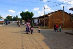 Dorfleben - Michoacán