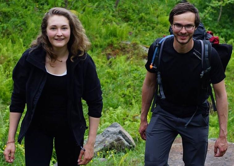 Annika und Florian