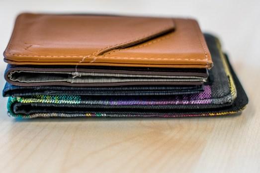 World's thinnest wallets: allett & mule
