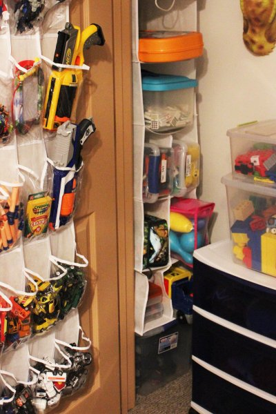 Perfect Toy Storage