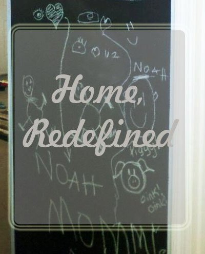 Home, Redefined