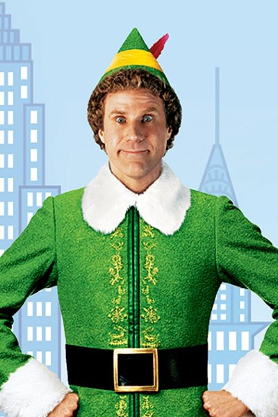 Elf-Themed Movie Night