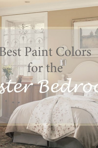 Best Master Bedroom Paint Colors