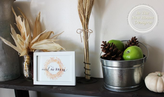 Fall Isn't Just About Pumpkins, Display Apples For An Edible Arrangement
