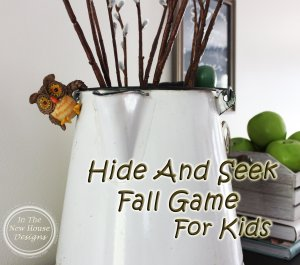 Play A Simple Game Of Hide And Seek This Fall By Hiding A Flower Pot Owl In A Different Place Each Day. Kids Love Searching For Their Little Friend.