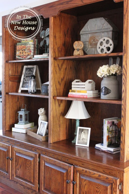 Dining Room Hutch for Decor and Storage