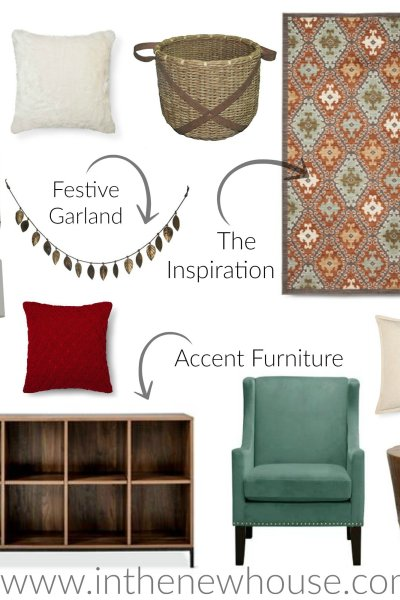 Create A Cozy Fall Living Room With Accessories