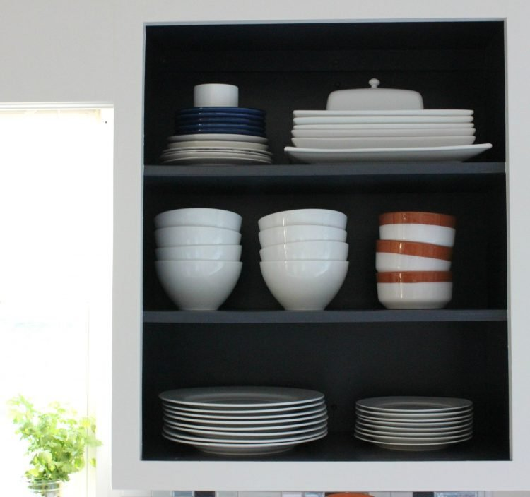 everything you need to know about open shelving in the kitchen