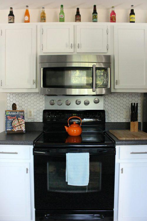 Small Galley Kitchen Update