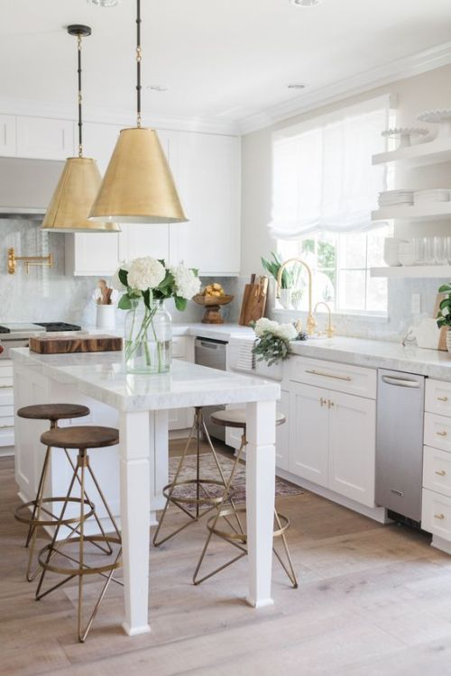 recreate this kitchen with budget friendly alternatives