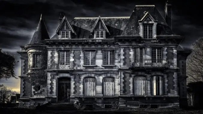 Thanatos and the House at the End of the World, Part I