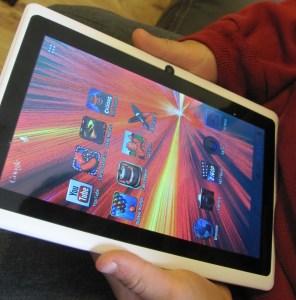 leliktec budget tablet