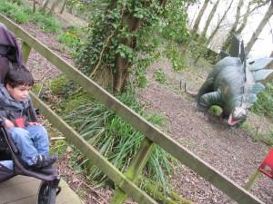 paultons park dinosaur land