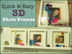3d photo frames