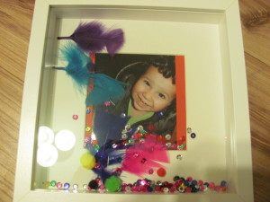 simple 3d photo frames