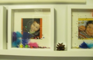 decorated kids 3d photo frames