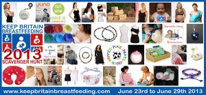 prizes for breastfeeding bundle 2013