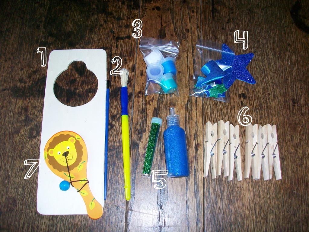 to do list craft equipment