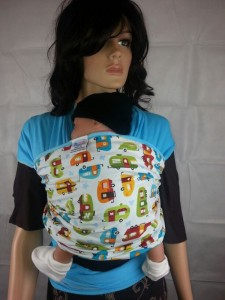 joy and joe baby wrap fabric carrier