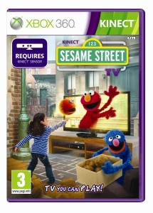 sesame street kinect two way tv season 1 cover