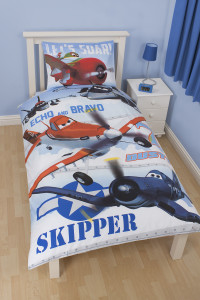 PLANES DUSTY SINGLE DUVET (F)