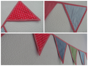 boys bedroom bunting
