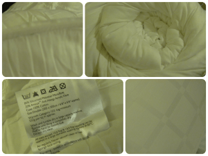 anti allergy double duvet
