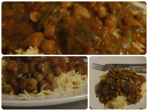 ilumi gluten free vegetable and chickpea jalfrezi