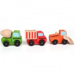 melissa and doug classic stacking vehicles - eid gift ideas for children