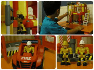 tonka fire engine play set