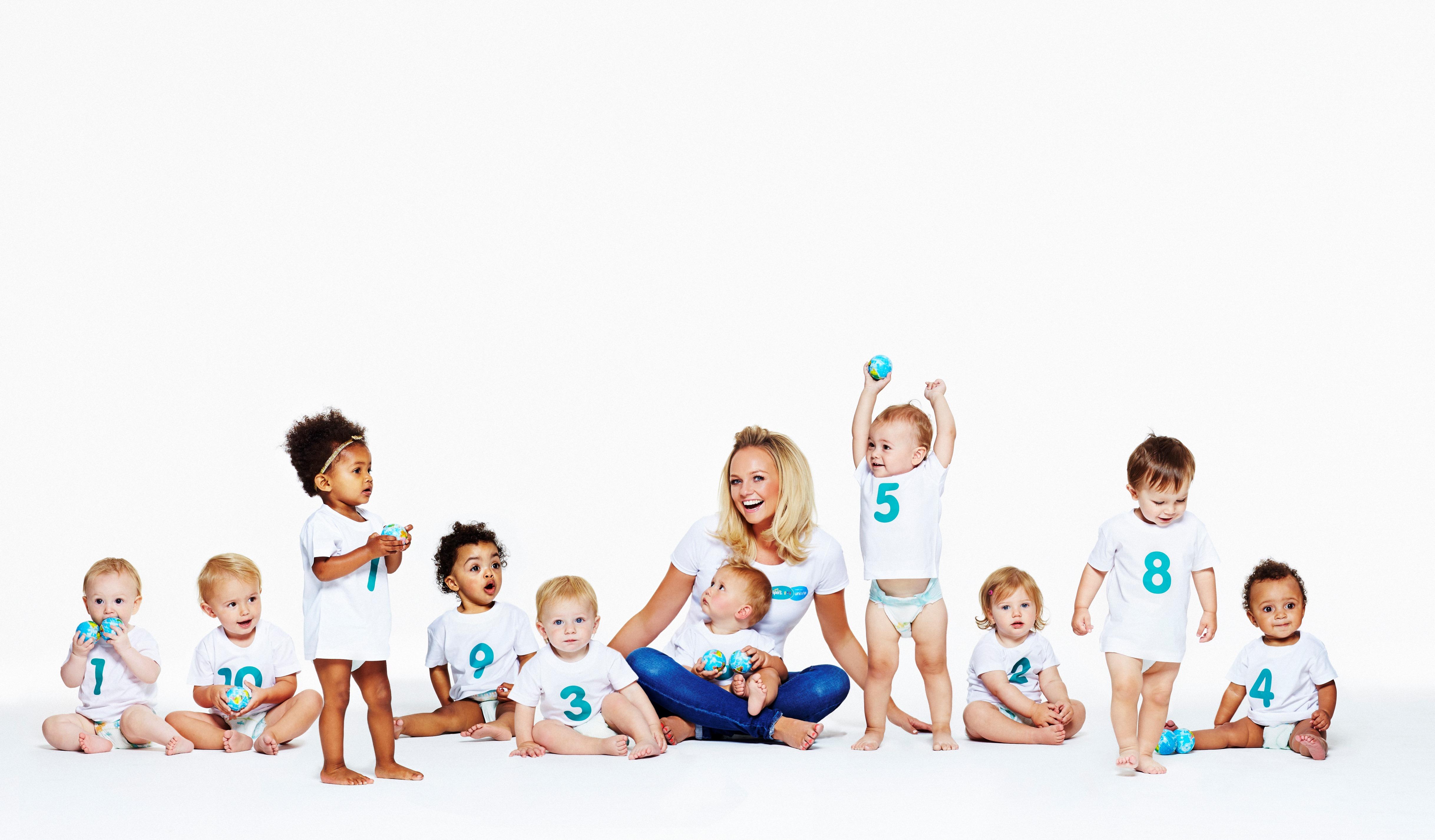Emma and Ten Babies 1