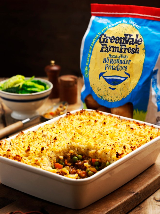 GreenVale shepherds pie