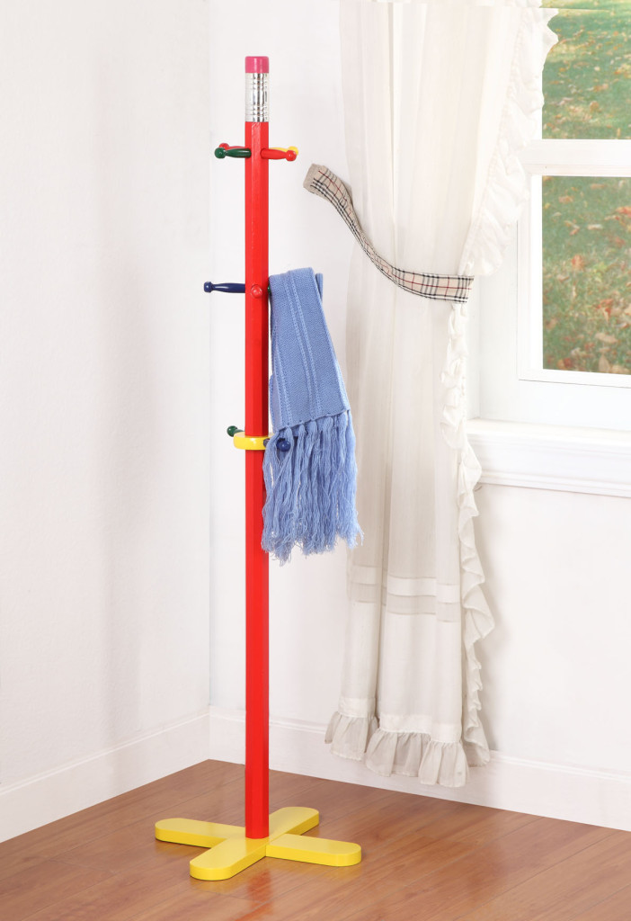 playroom furniture - coatstand