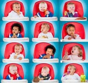 Babies reactions to food - What are the most Exciting Tastes for Babies