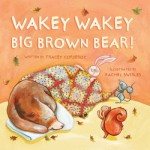 wakey wakey big brown bear cover