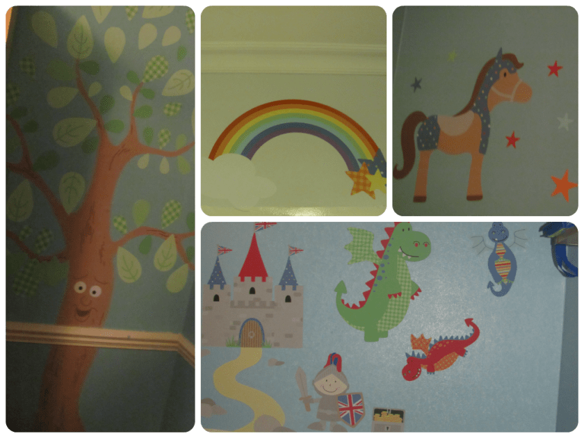 Enchanted Interiors Wall Stickers