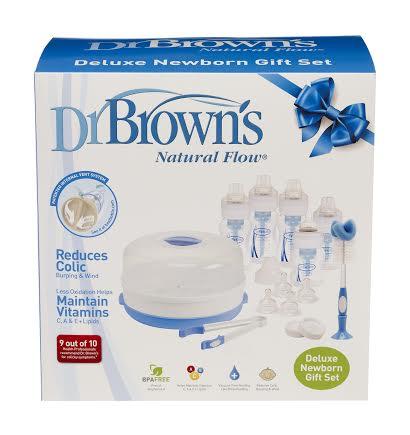 dr browns newborn gift set